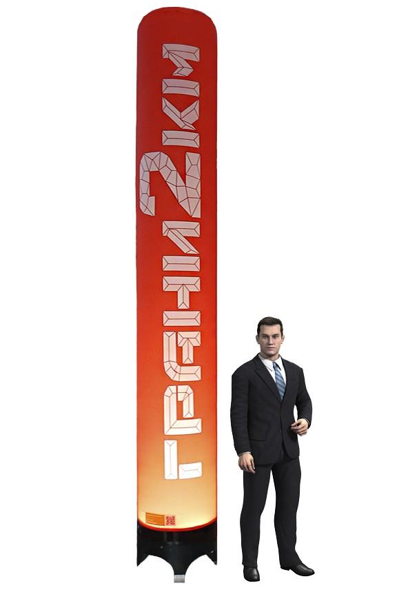 Надувная колонна диаметр 0,5м