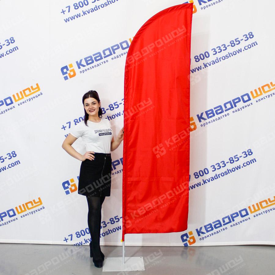 Флаг Виндер красный