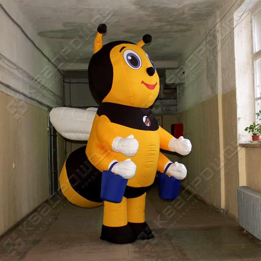 Надувная пчела