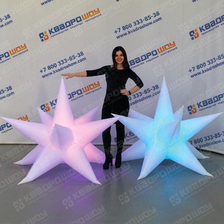 Надувная фигура подвесная Звезда