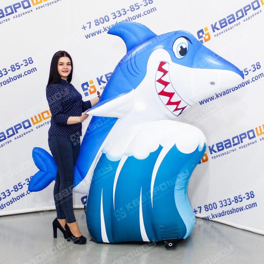 Надувная Акула