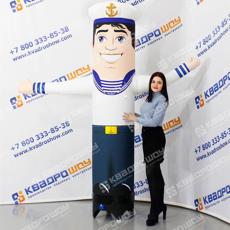 Надувной рекламный Моряк ЛАЙТ 2,5м