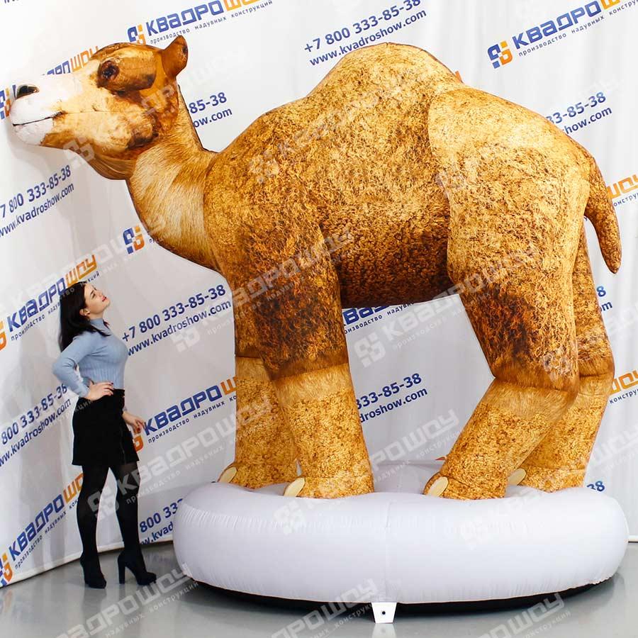 Надувной Верблюд