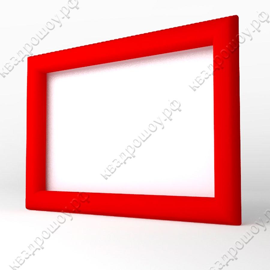 Надувной экран простой