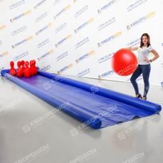 аттракцион гигантский боулинг