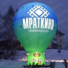 Геостат Мраткино для горнолыжного курорта с подсветкой