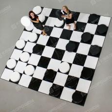 Игра Большие шашки