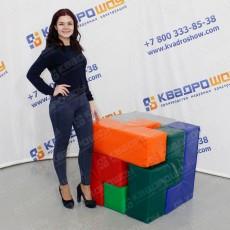 Кубик рубика аттракцион