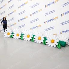Гирлянда Ромашка с эффектом раскрытия 5 метров