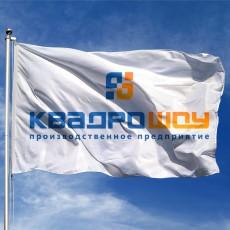 Фирменные флаги на заказ