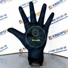 надувная перчатка для рекламы
