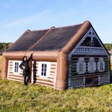 Надувной дом Избушка