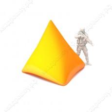 Надувное укрытие для пейнтбола пирамида