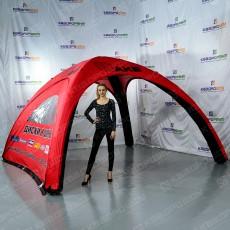 Герметичная палатка для рекламы