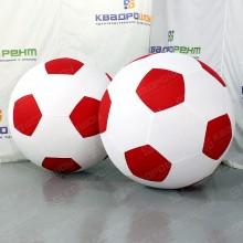 футбольные мячи для декорирования