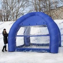 Палатка надувная для торговли купить