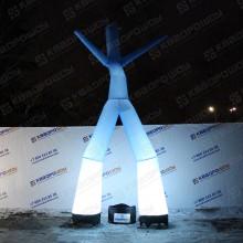 windyman голубой с подсветкой ночью