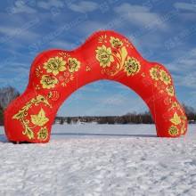 Надувная фигура для праздника арка