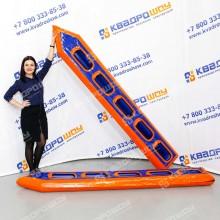 Надувные лыжи для командного аттракциона