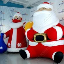 Большие Дед Морозы для оформления