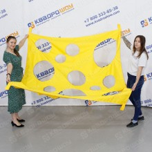Интерактивное полотно сыр