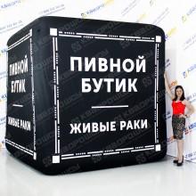 Изделие надувное куб рекламный