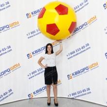 Фигура надувная Мяч футбольный