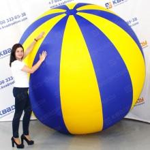 Конструкция надувная Мяч долька