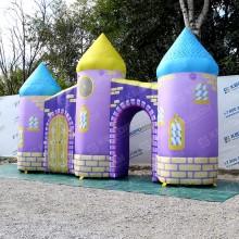 Надувная арка для оформления входных групп