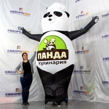 Пневмоконструкция панда 3м кулинария
