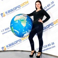 надувная фигура шар земля