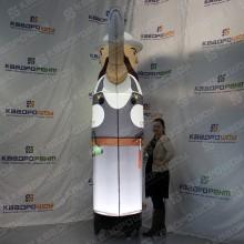 Надувная фигура для рекламы магазина строительныйх материалов