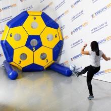Надувная конструкция Футбольный дартс