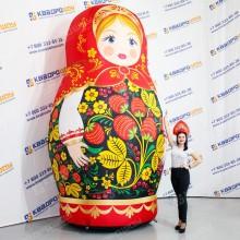 Надувная кукла русская Матрёшка
