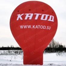 Огромный воздушный шар