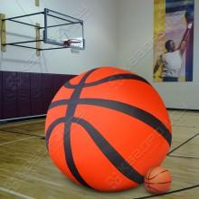 Надувная фигура баскетбольный мяч