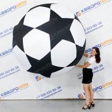 Надувная фигура футбольный мяч