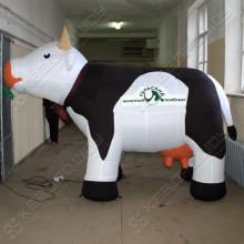 Надувная конструкция Корова