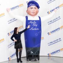 Надувной Повар для рекламы
