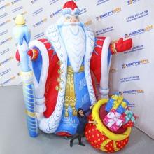 Дед Мороз для оформления торгового центра