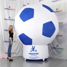 Объемная фигура футбольный мяч
