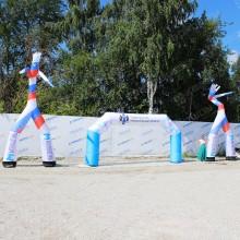 Надувные рекламный ворота и воздушные танцоры аэромены