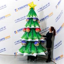 Надувные елки для декора