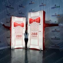 Реклама дверей