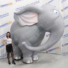 огромный надувной медведь тедди