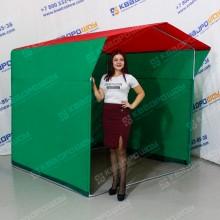 Палатка каркасная для выездной торговли