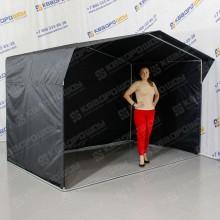 Палатка каркасная для торговли на улице