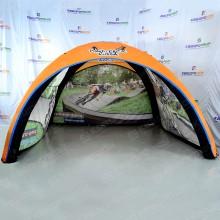 Герметичная палатка