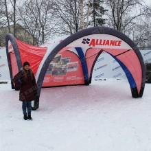 Палатка для корпоративного отдыха