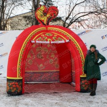 палатка-шатер заказать